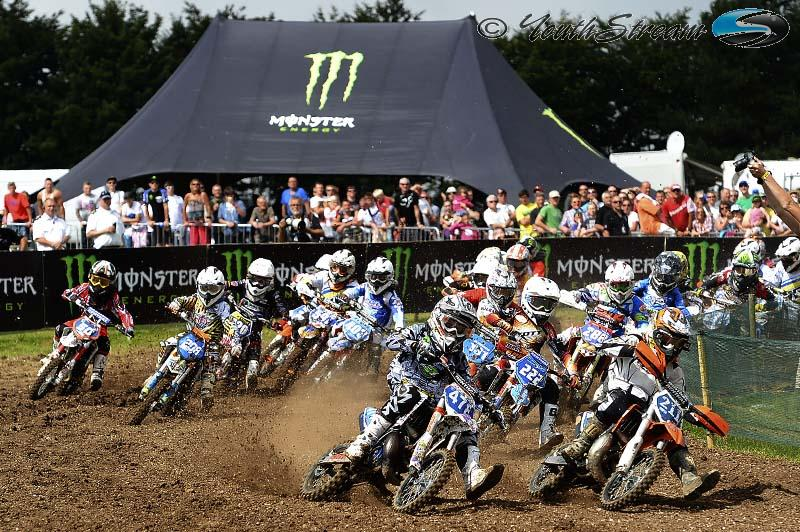 Чемпионат Европы по мотокроссу 2012