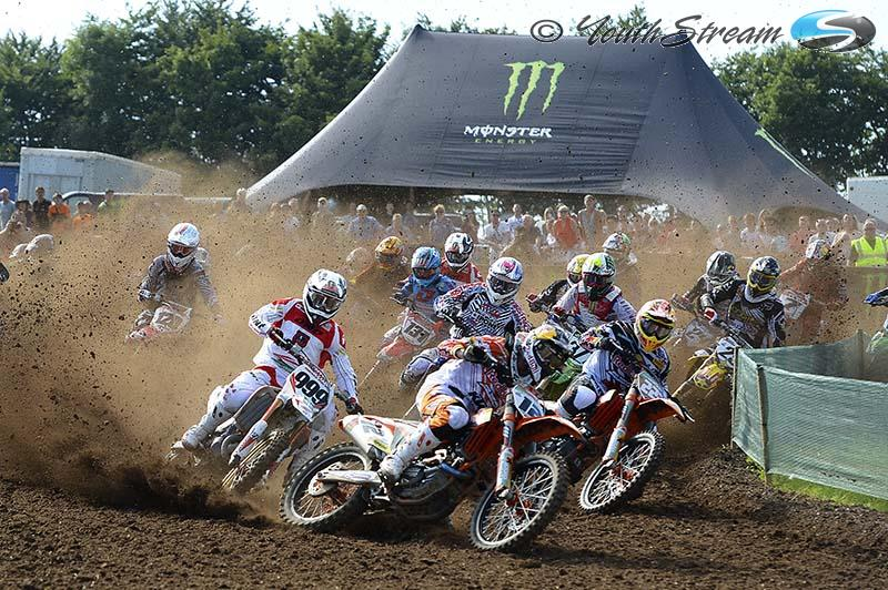 Чемпионат Мира по мотокроссу 2012
