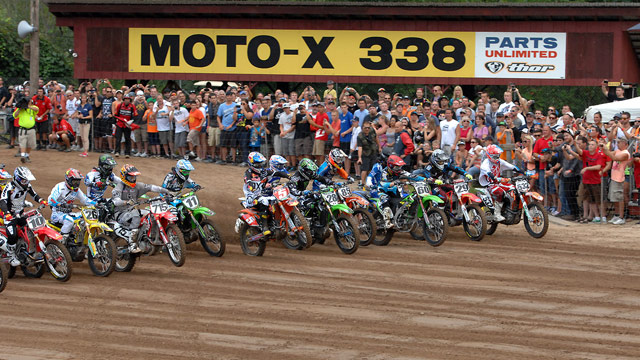 Чемпионат AMA Motocross National 2012