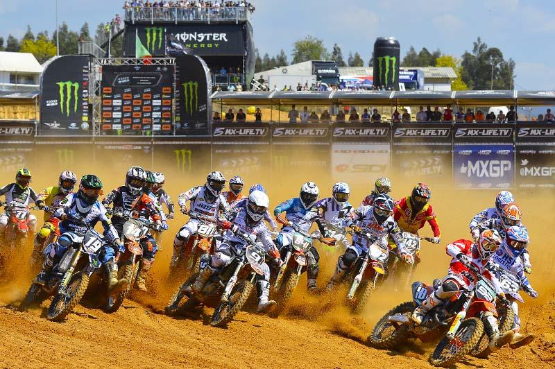 Чемпионат Европы EMX250