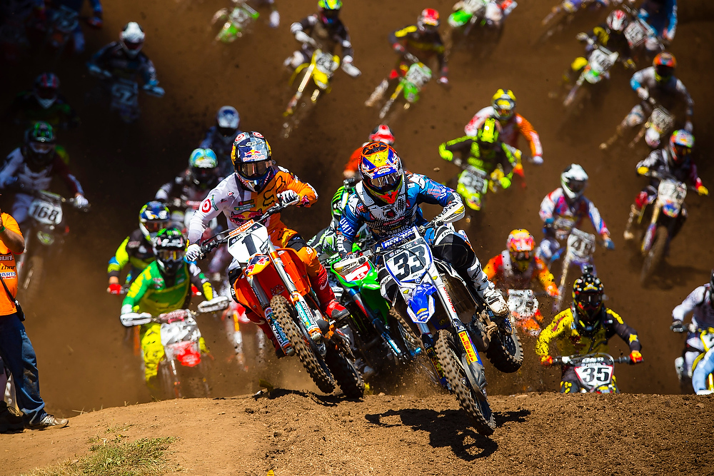 Чемпионат AMA Pro Motocross National 2013