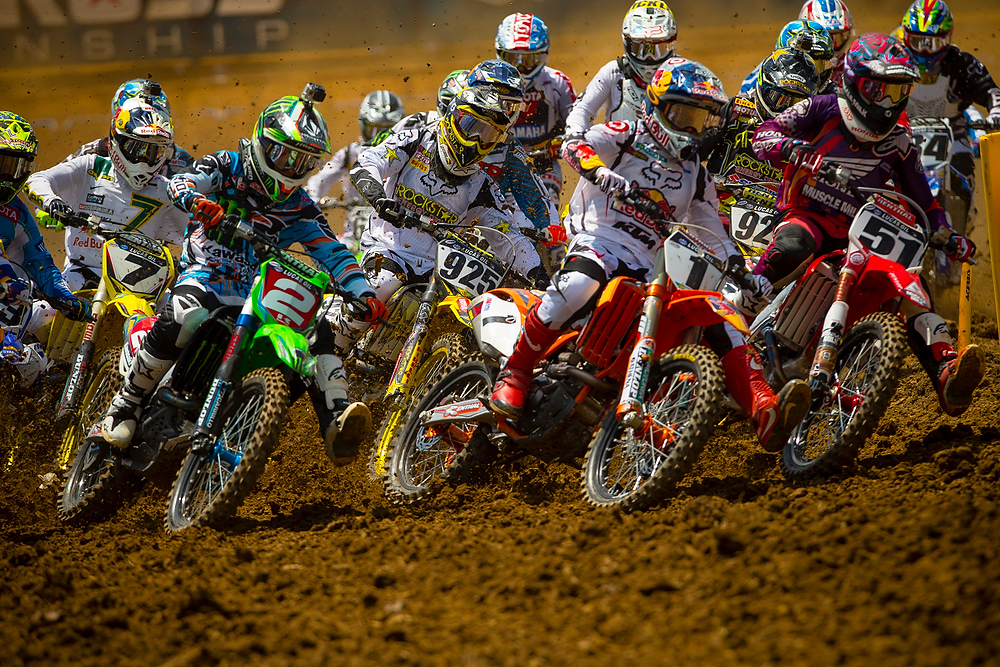AMA National Motocross 2013