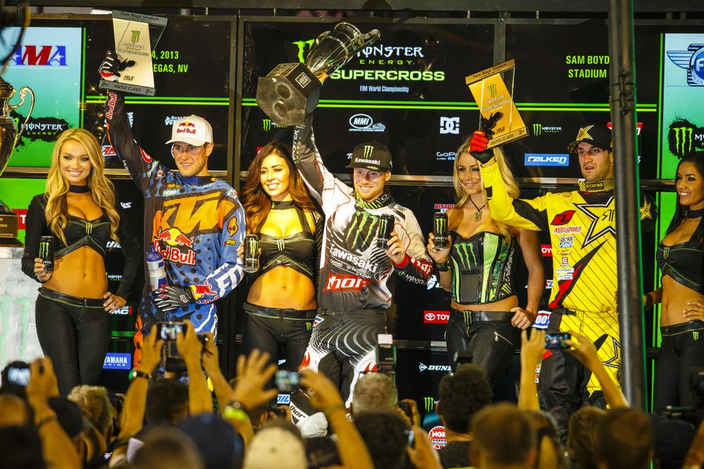 AMA Supercross 2013