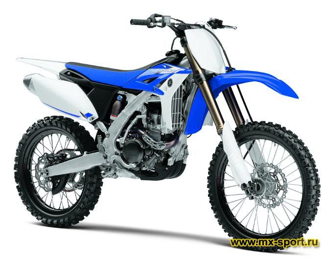 Yamaha YZ250F 2013