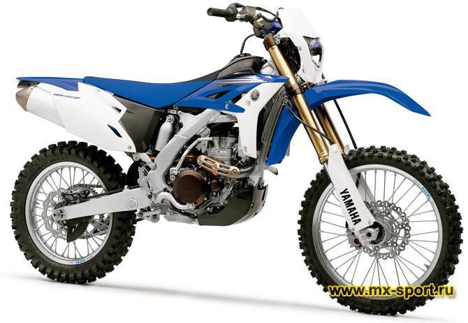 Yamaha WR450F 2013