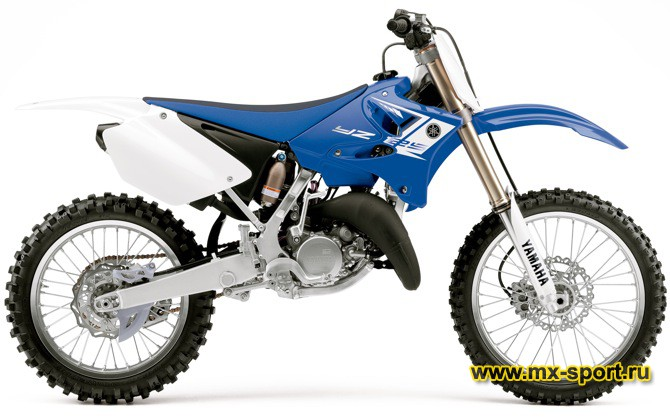 Yamaha YZ125 2013