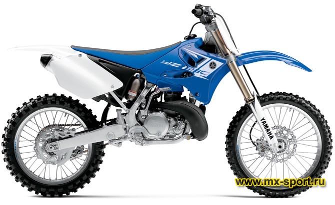 Yamaha YZ250 2013