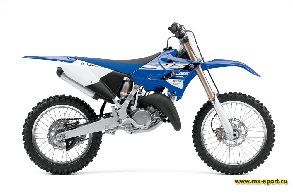 Yamaha YZ125 2015