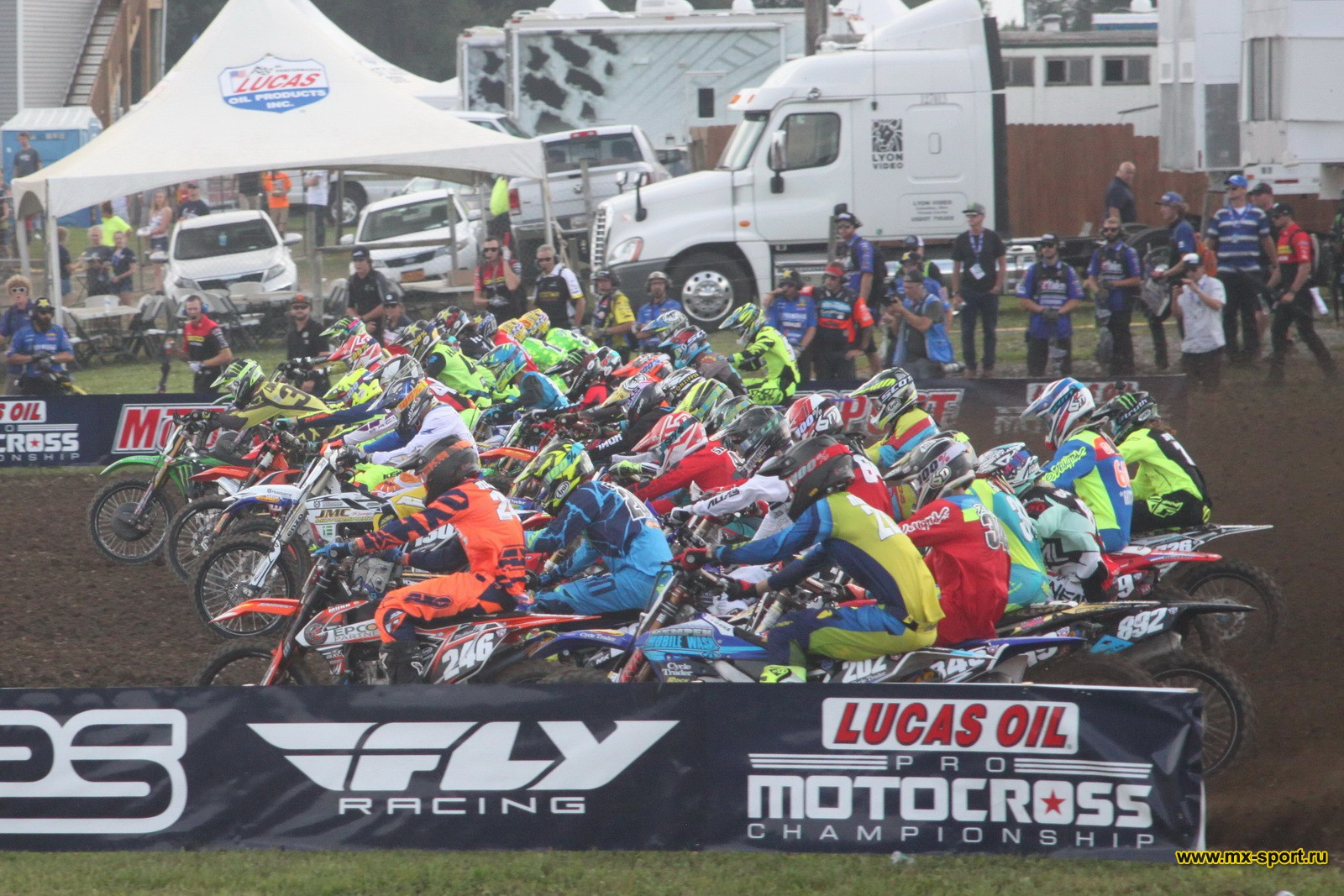 2017 Unadilla AMA MX Nationals