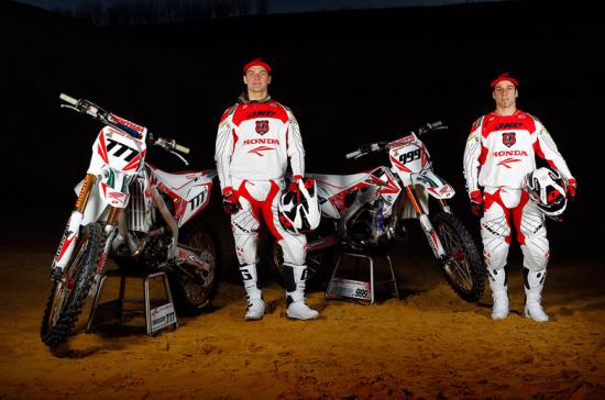 Honda World Motocross