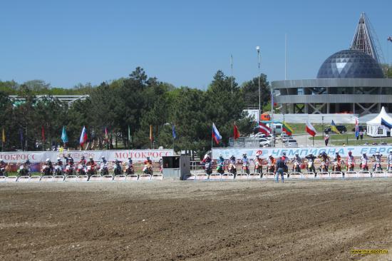 Чемпионат Европы EMX 2013