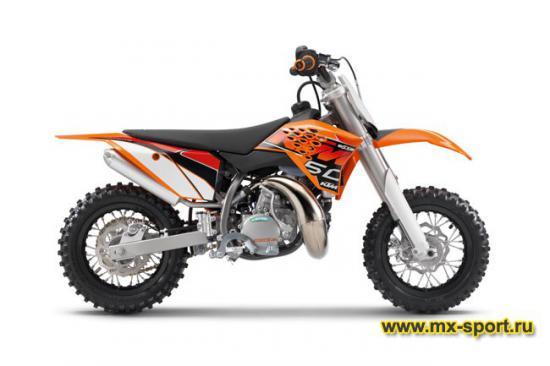 KTM 50SX mini 2014