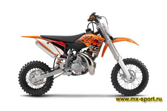 KTM 50SX 2014