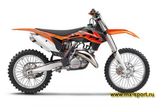 KTM 125SX 2014