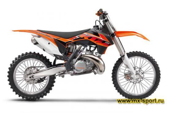 KTM 250SX 2014